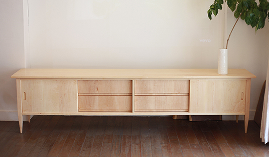 Maple tv chest