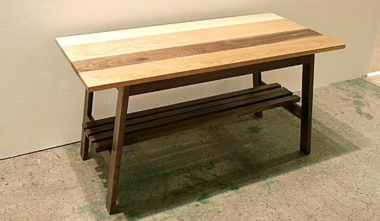 Patch sofa table