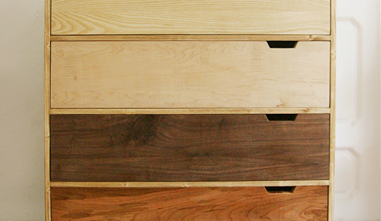 4-patch drawer
